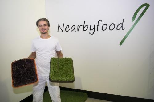 Carl Bredin, grundare Nearbyfood