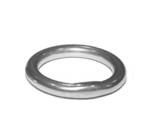Stainless steel rings for booms Ø 15 mm # 3,00 mm / A 316 -