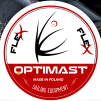 Optimast- Red Flex Spar Set