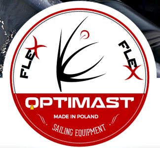 Optimast- Red Flex Spar Set -