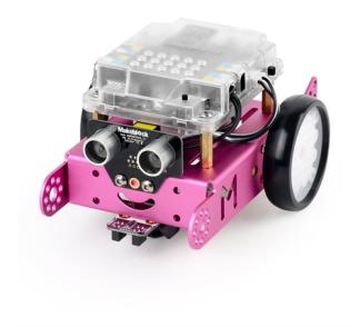 90109 - Makeblock mBot - Pink v 1.1, 2,4GHz