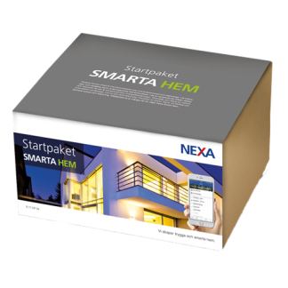 NEXA Start-Kit Smarta Hem, 5-Sensorkit - NEXA Start-Kit Smarta Hem, 5-Sensorkit