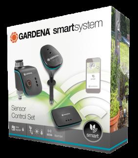 GARDENA smart Sensor Control Set - GARDENA smart Sensor Control Set