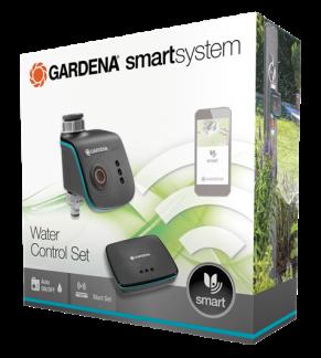 GARDENA smart Water Control Set - GARDENA smart Water Control Set