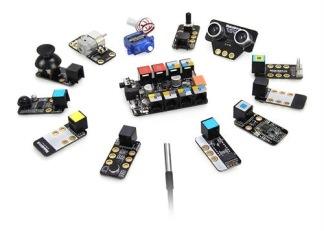 Elektroniskt Prototyp-KIT -