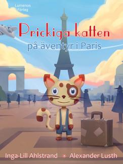 Prickiga katten på äventyr i Paris - Prickiga katten på äventyr i Paris