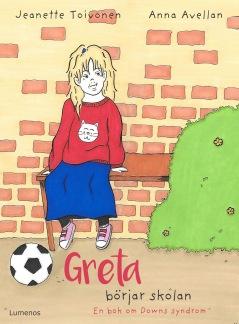 Greta börjar skolan -