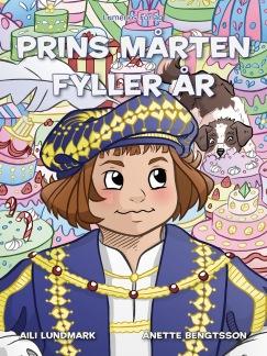Prins Mårten fyller år -