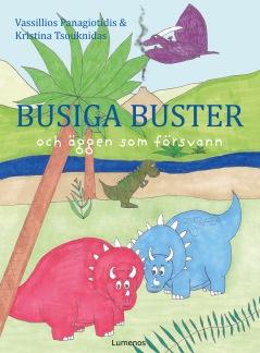 Busiga Buster och äggen som försvann -
