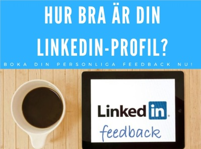 LinkedIn-profils feedback