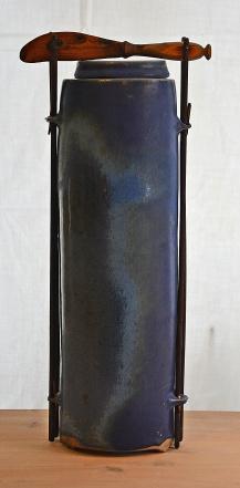 Blå urna