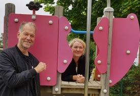 Vårt Team består av vår familjehemskonsulent Maria och vår psykolog  Anders - Jakobsson Familjehem & Psykolog.