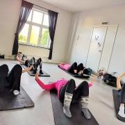 Pilatesträning torsdagar 17ggr