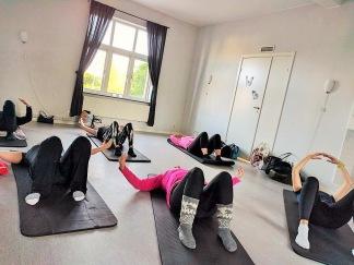 Pilatesträning torsdagar 17ggr - Pilatesträning torsdagar