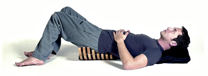 Flexi:bak effektiva och sköna vagga för att lindra, bota och förebygga ryggont, värk och stela muskler.