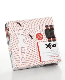 XCO Trainer - XCO par i kartong, med instruktioner
