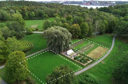 Rosendal, foto: Gustav Gerdes