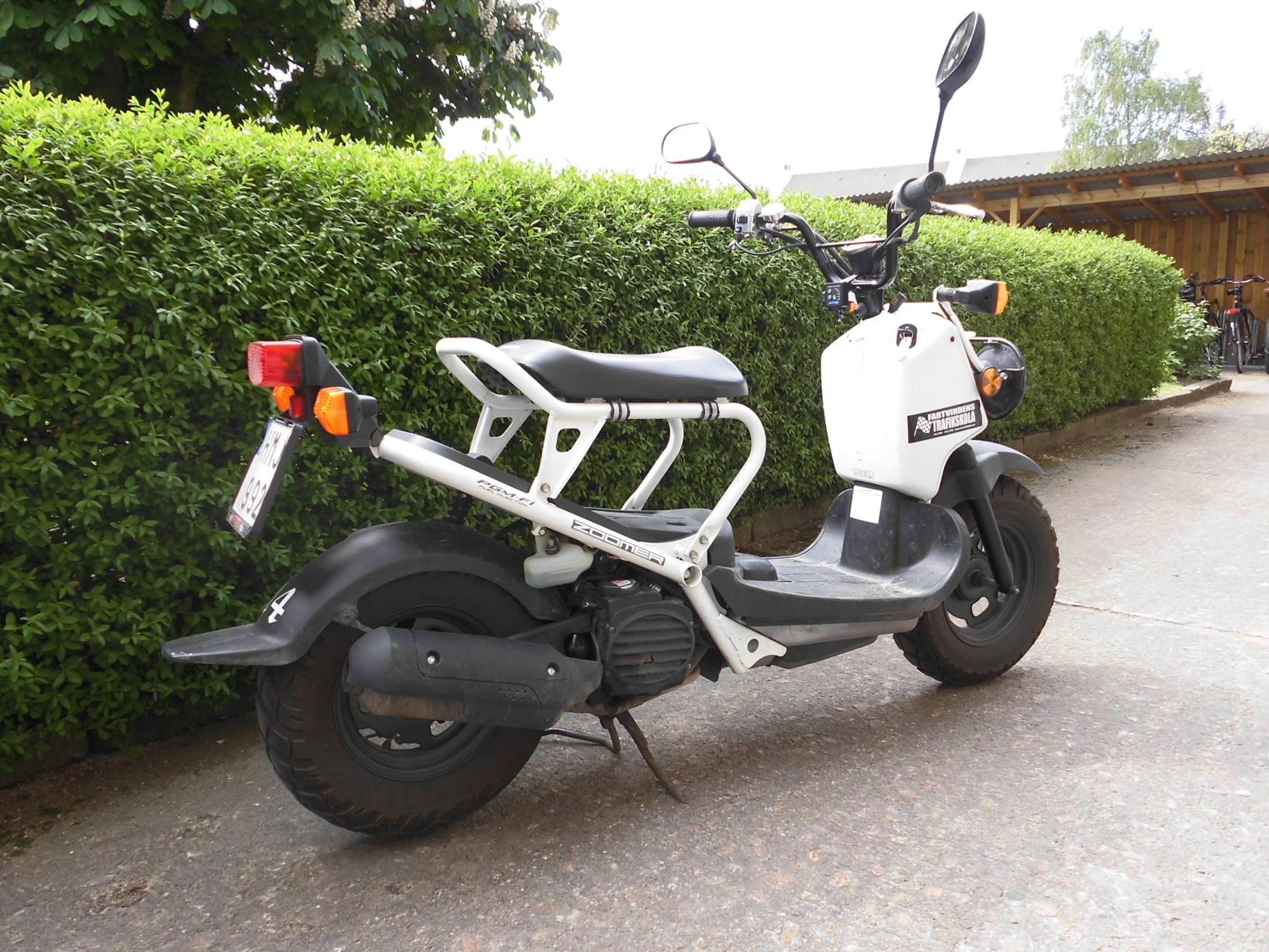 Moped kl. II