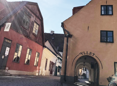 Yllet Inredning i Visby innerstad