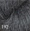 Ullgarn Extra 1 - Mörkgrå  192