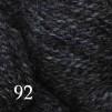 Ullgarn Extra 2 - Mörk grå  92