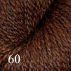 Ullgarn Extra 2 - Chokladbrun  260