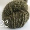 Ullgarn Extra 2 - Olivgrön  322