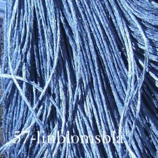 8 Lingarn - Linblomsblå 57