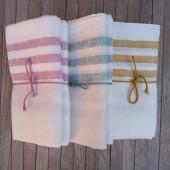 Handduk lin 2-pack