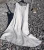 Solklänning i lin - St 3 Sand
