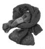 Rätstickad sjal/halsduk - Rätstickad sjal