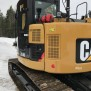 CAT 314D LCR / GPS