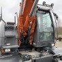 Hjulgrävare Hitachi 170W