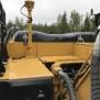CAT 323E med GPS / Trimble