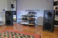 Akkelis audio, avant garde acoustic, highendmässa