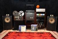 vintage hifi, technics, hifimässan, sverige