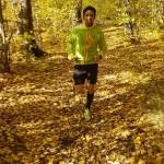 Fina färger på hösten
