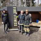 Firefitness i Hacksta