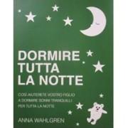 Dormire tutta la notte (SHN italienska)