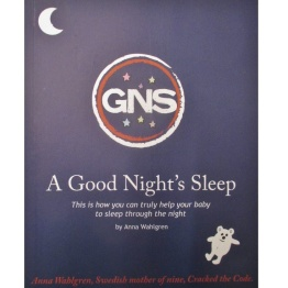 A Good night´s sleep (SHN på engelska) -