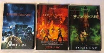 Jona Stone - alla böckerna -