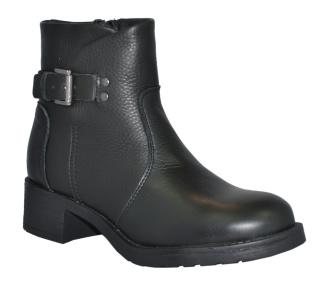 Pavement Sascha Wool Boots skinn - Storlek 37