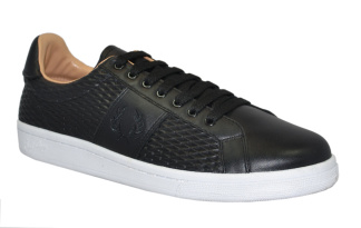Fred Perry B2011 Sneaker Skinn - Storlek 41