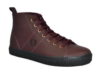 Fred Perry Ellesmere MID Sneakers - Storlek 37