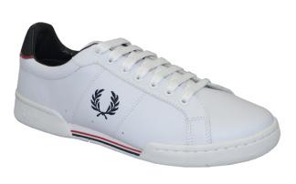 Fred Perry B7222 Sneaker Skinn - Storlek 41