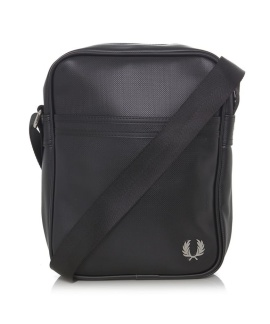 Fred Perry Pique Texture Side Bag - One Size