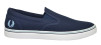 Fred Perry Underspin Slip on - Storlek 45