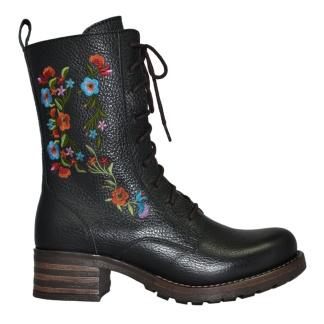 BRAKO Wildflower Känga med Blommönster - Storlek 37