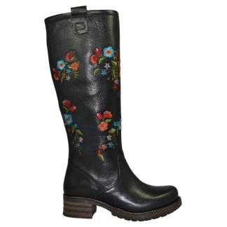BRAKO Wildflower Stövel Ekologiskt Skinn - Storlek 39