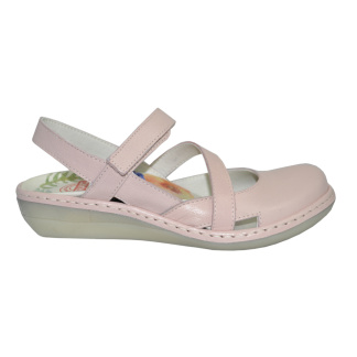 BRAKO Sandal Urtagbar Innersula Rosa - Storlek 39